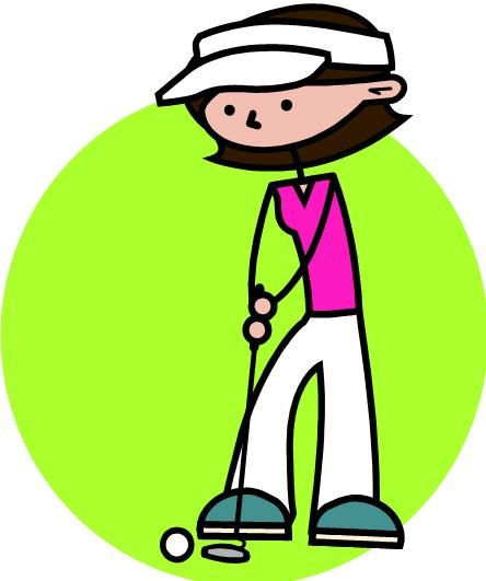 Ladies golf clipart 20 free Cliparts | Download images on ...