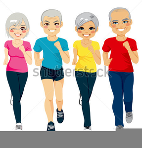 Group Of Ladies Clipart.