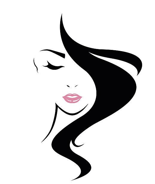 Ladies Logo Clipart.