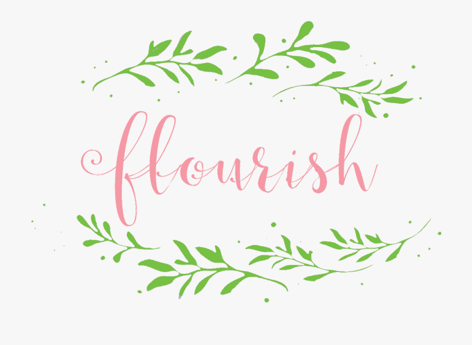 Flourish Ladies Ministry.