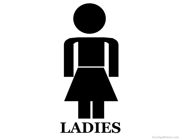 Ladies Restroom Clipart 20 Free Cliparts Download