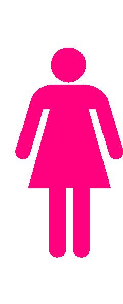 Ladies Bathroom: Ladies' Restroom Clipart