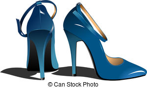 Woman shoes Vector Clip Art Royalty Free. 15,391 Woman shoes.