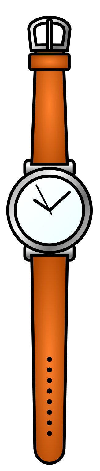 Watches clipart.