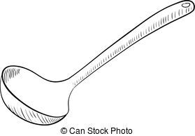 Ladle Clip Art and Stock Illustrations. 7,390 Ladle EPS.