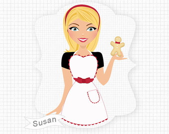 Free Woman Baker Cliparts, Download Free Clip Art, Free Clip Art on.