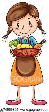 Farmers clipart lady, Farmers lady Transparent FREE for.
