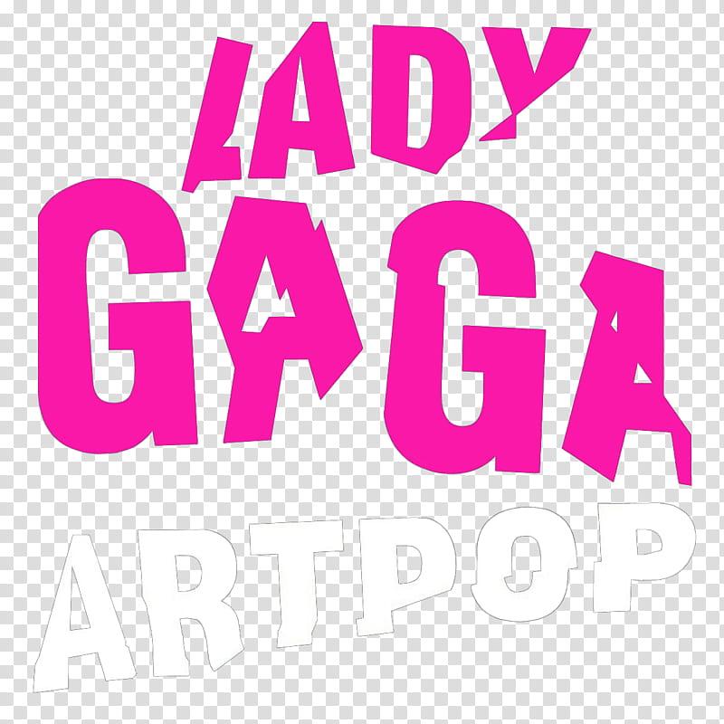 Lady Gaga ARTPOP logo transparent background PNG clipart.