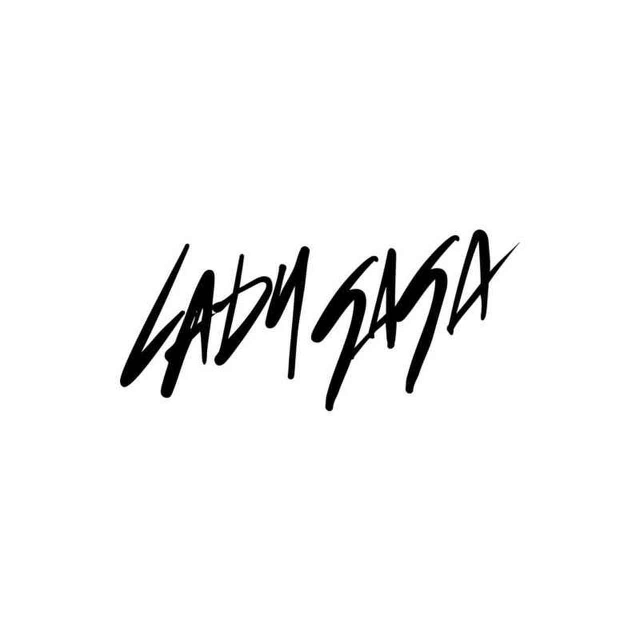 Lady Gaga Logo.