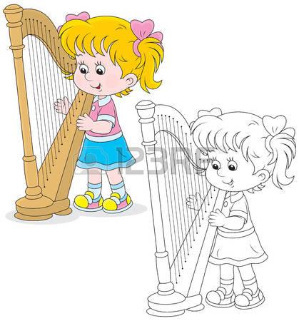 4,232 Harp Stock Illustrations, Cliparts And Royalty Free Harp Vectors.