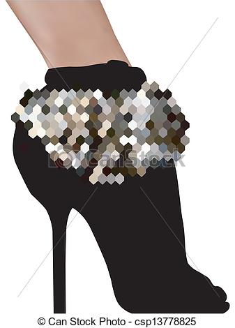 High heels Clipart Vector Graphics. 6,497 High heels EPS clip art.