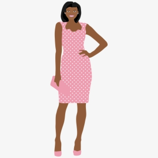 Evening Lady Woman Girl Dress Comments , Transparent Cartoon.
