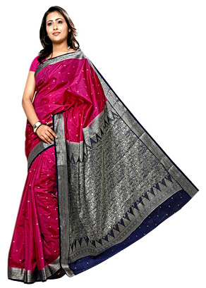 Indian Silk Saree.
