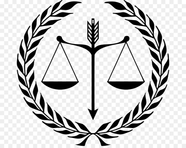 Lady Justice Court Clip art.