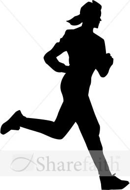 Running Clipart.