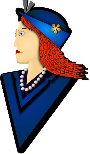 Free vector graphic: Beret, Lady, Cap, Biretta, Blackcap.