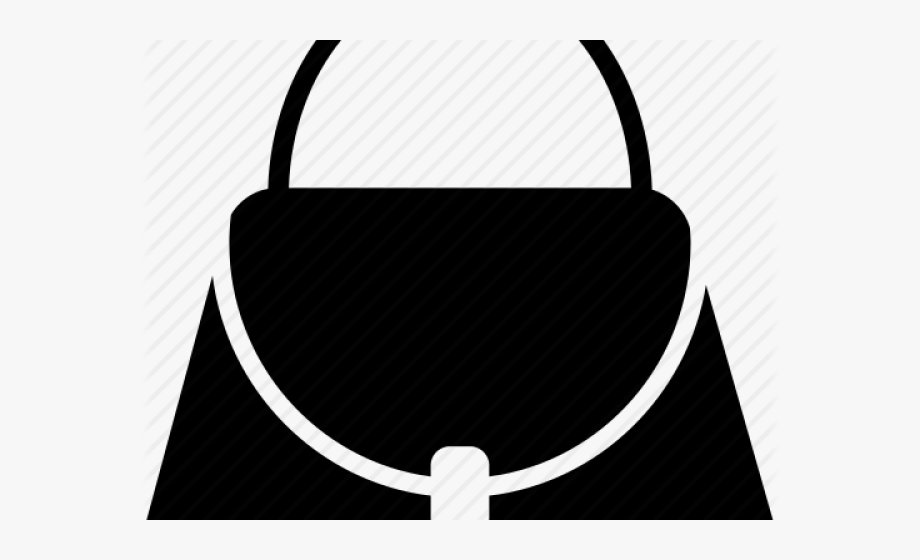 Purse Clipart Lady Bag.