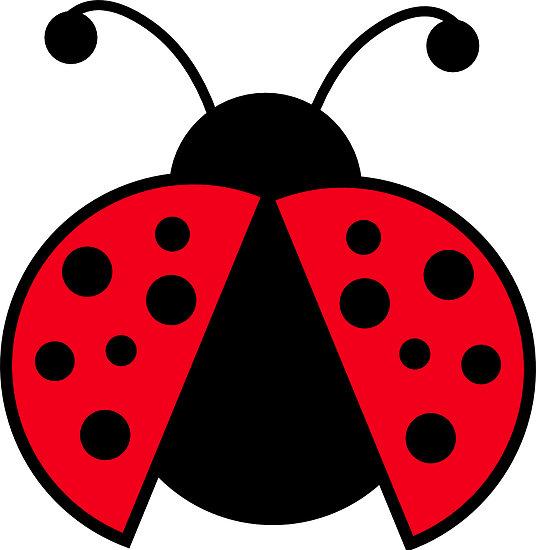 Clipart ladybug.