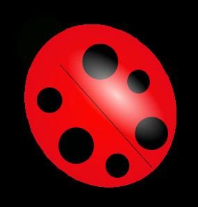 Ladybug 3 Clip Art at Clker.com.