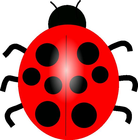Ladybird clip art.