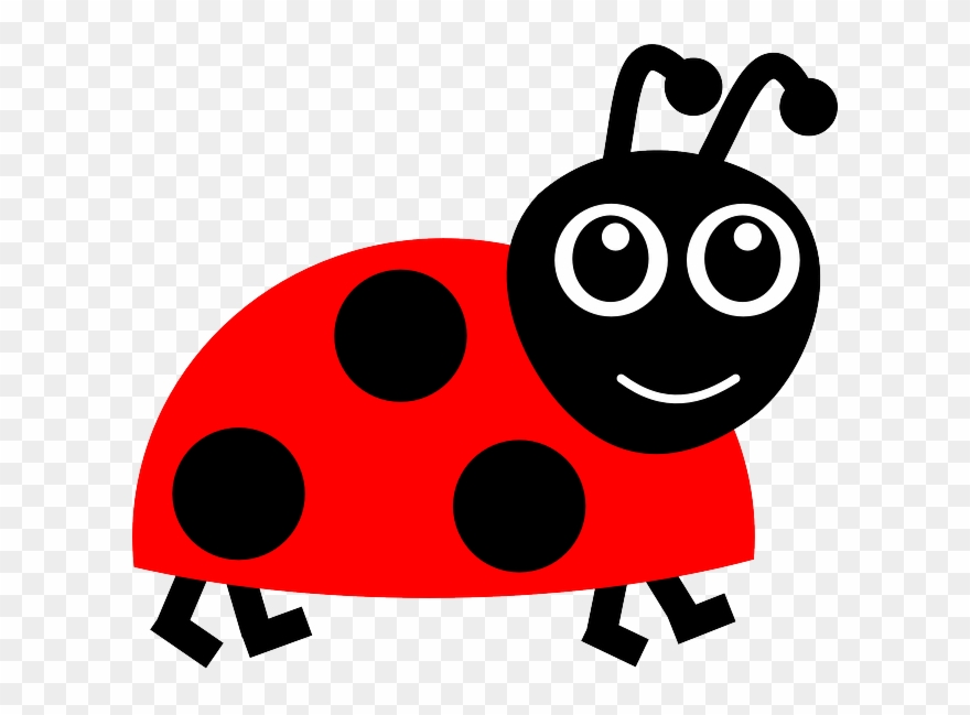 Cartoon Ladybird Clipart (#111226).