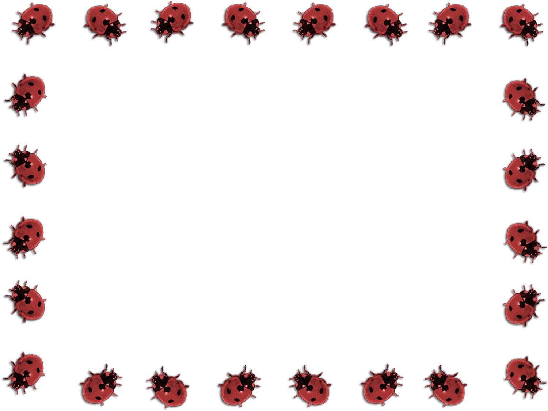 Free Ladybug Border Cliparts, Download Free Clip Art, Free Clip Art.