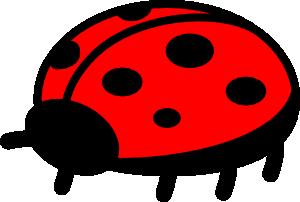 Peterm Ladybug Clip Art at Clker.com.
