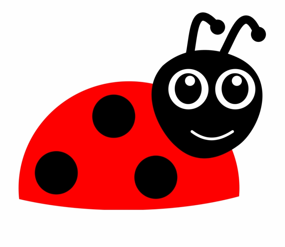 Ladybug Clipart Free.