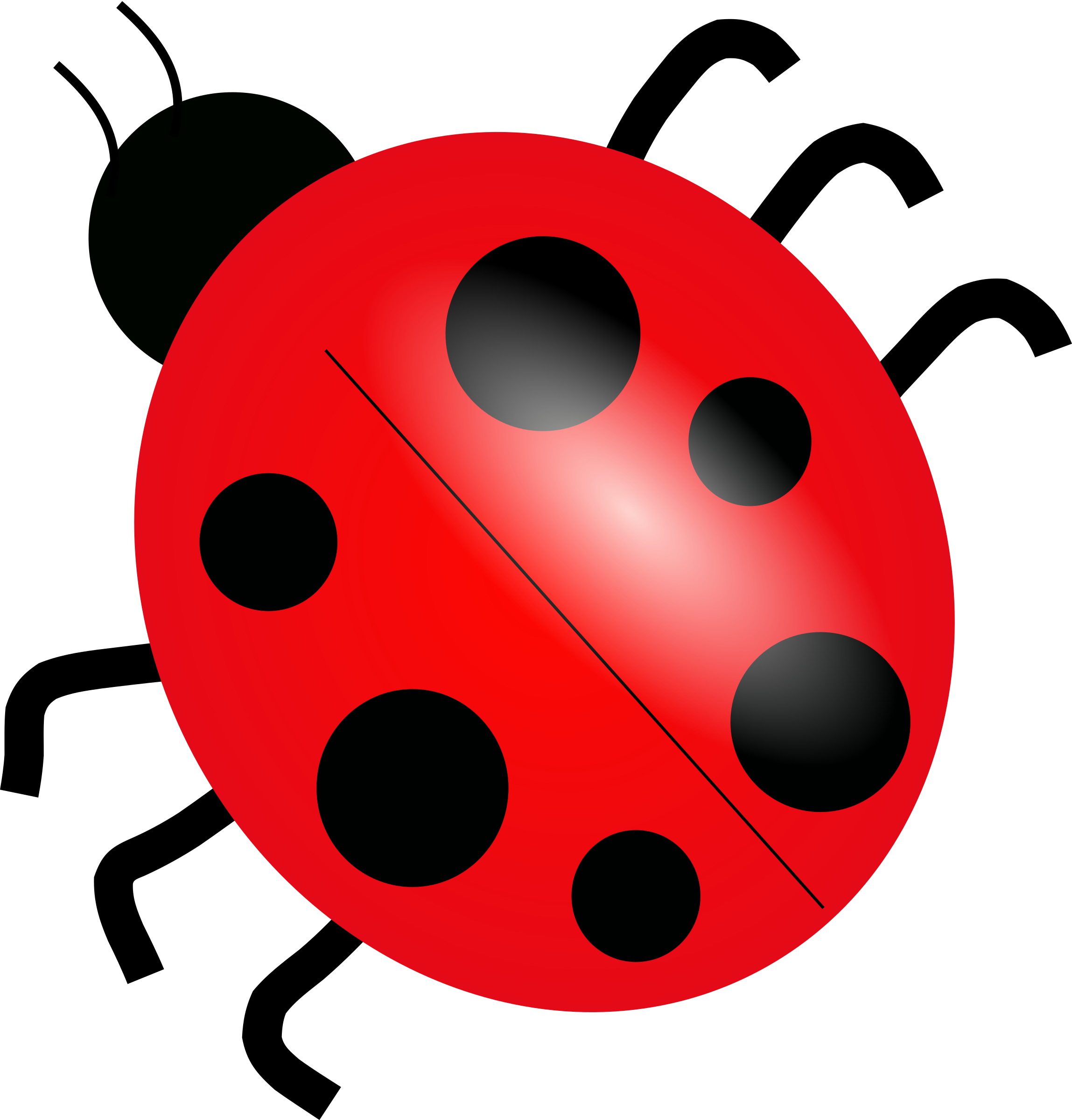 Ladybug clipart cartoon, Ladybug cartoon Transparent FREE.
