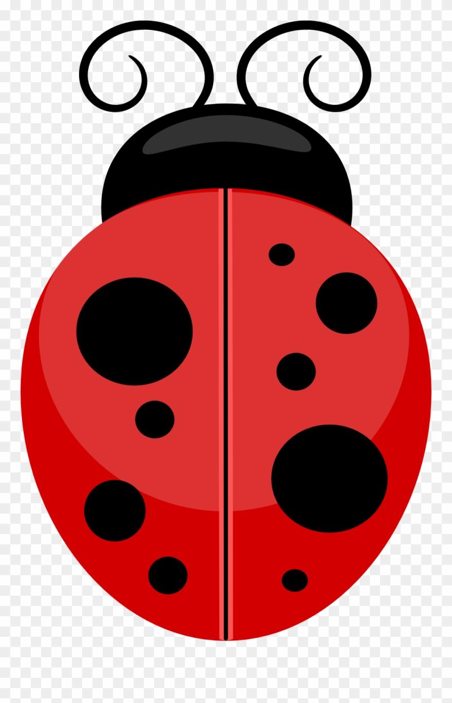 Coloring Book : Free Ladybug Clipart 25182_ladybug.