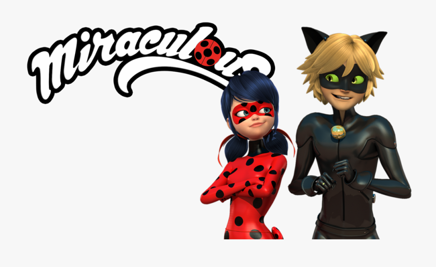 Miraculous Ladybug Y Cat Noir , Free Transparent Clipart.