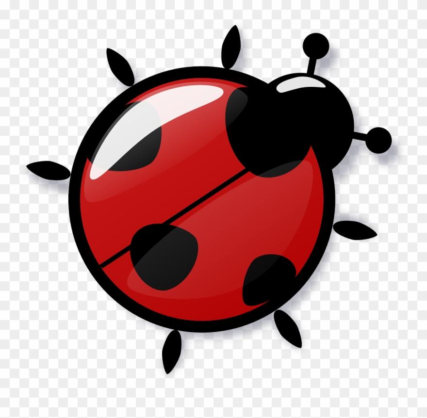 Ladybug Free To Use Clipart.