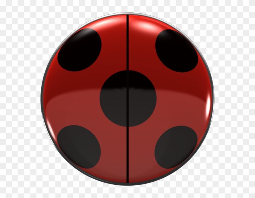 Miraculous Ladybug Buttons.