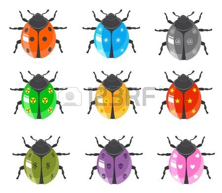 17,658 Ladybug Stock Illustrations, Cliparts And Royalty Free.