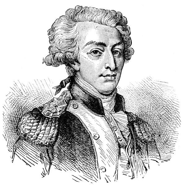 Lafayette clipart #4