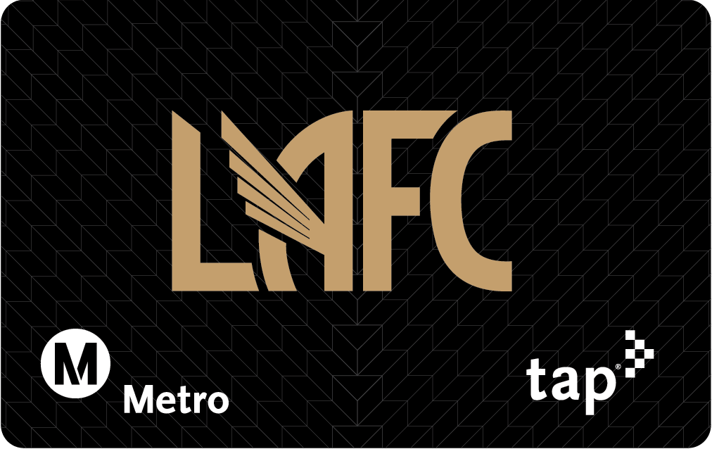 Where to get a limited edition LAFC TAP card.