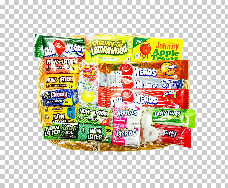 Laffy Taffy Candy Hamper Nerds, candy PNG clipart.