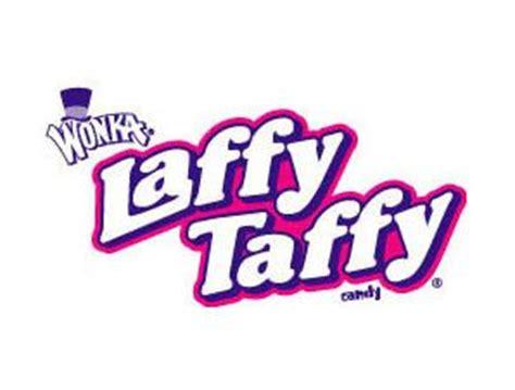 Laffy taffy Logos.
