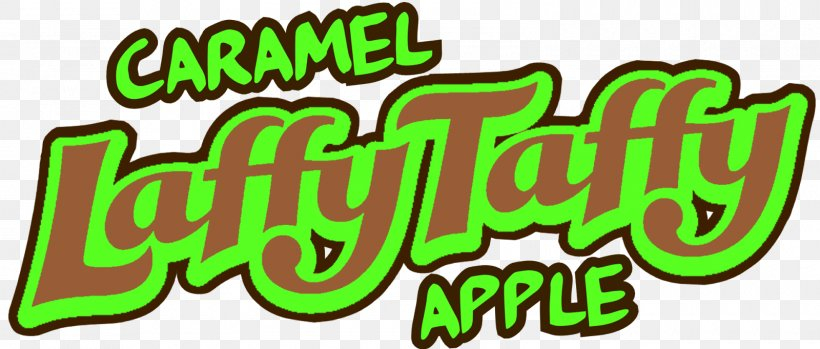 Laffy Taffy Caramel Apple The Willy Wonka Candy Company, PNG.