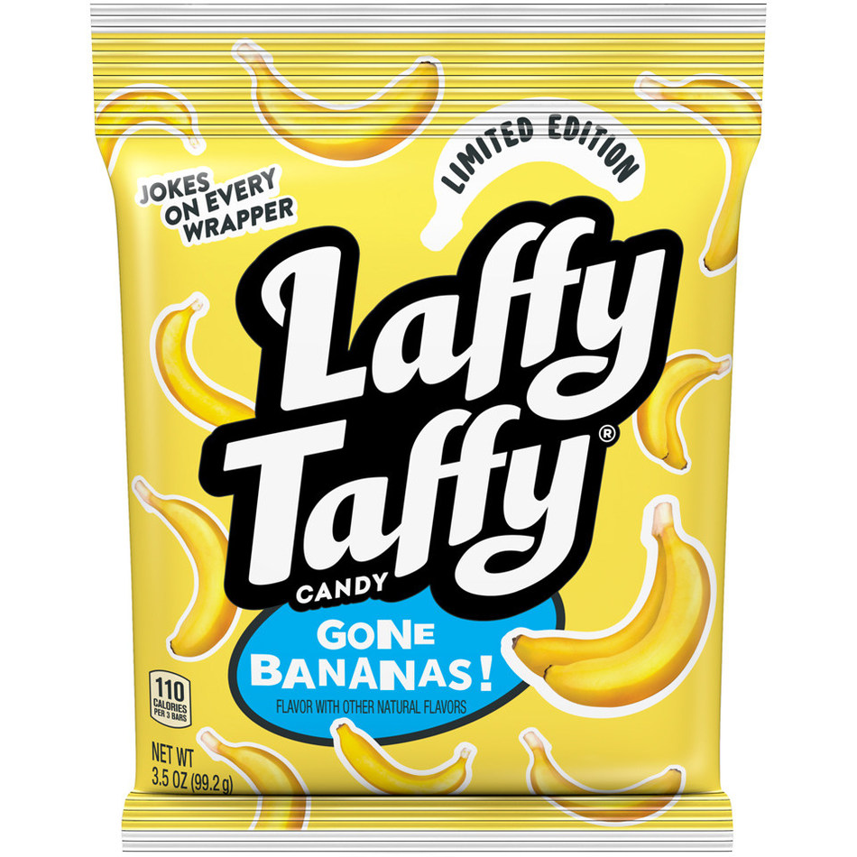 Laffy Taffy® Partners with Actor and Comedian Joel McHale to.