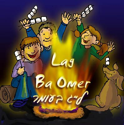 Educational Resources for Lag Ba\'Omer.