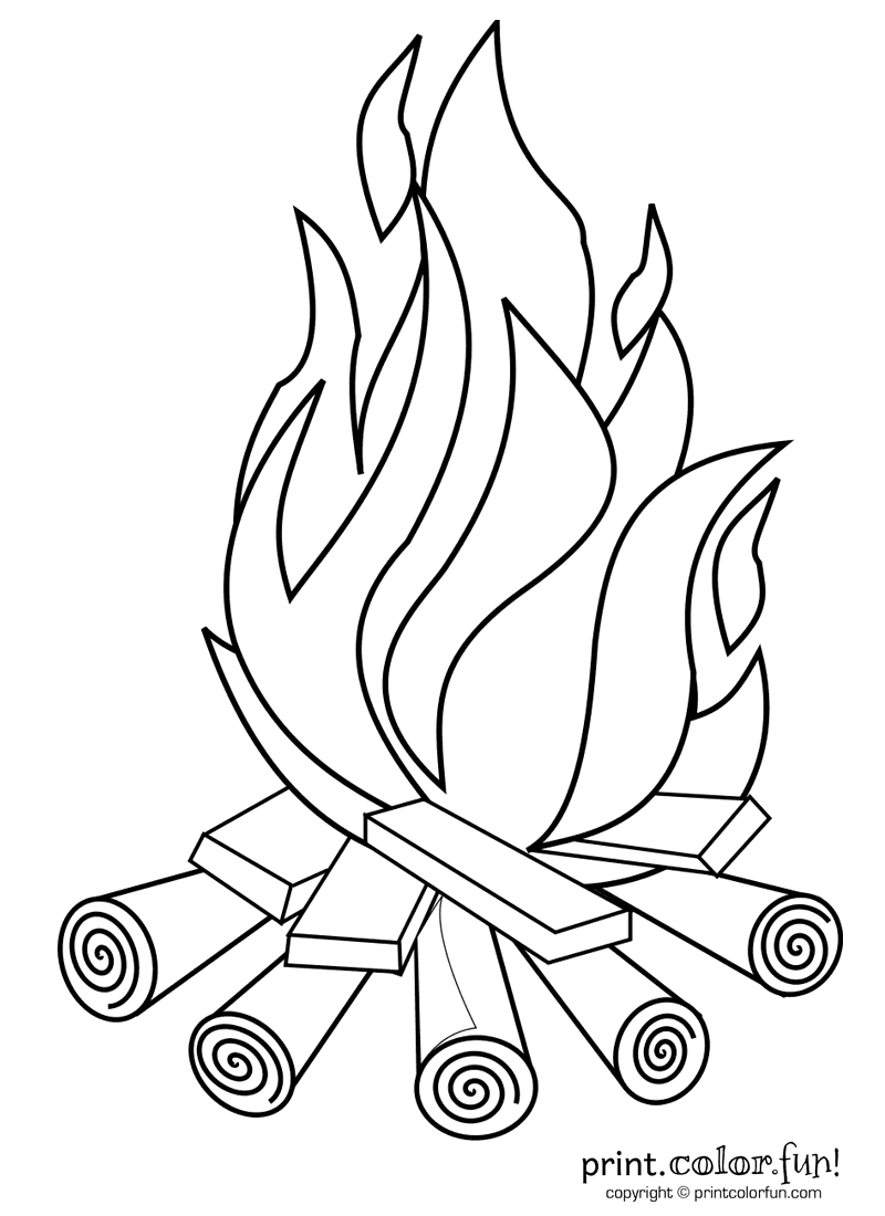 Lag B\'Omer Printable Coloring Pages from Jewitup.com.