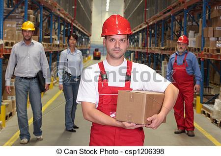 Bilder von lager, Arbeiter.