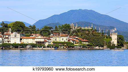 Stock Photography of Lago Maggiore k19793960.
