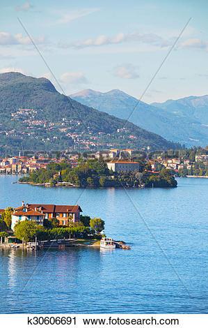 Stock Photography of Lago Maggiore k30606691.
