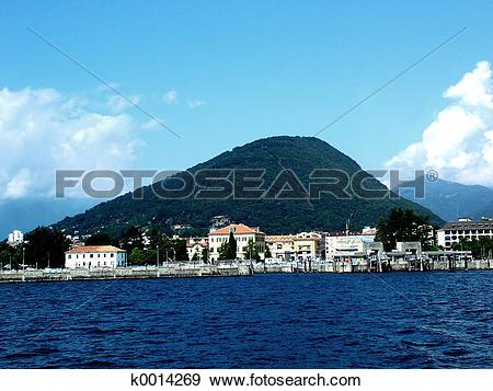 Stock Photograph of Lago Maggiore k0014269.