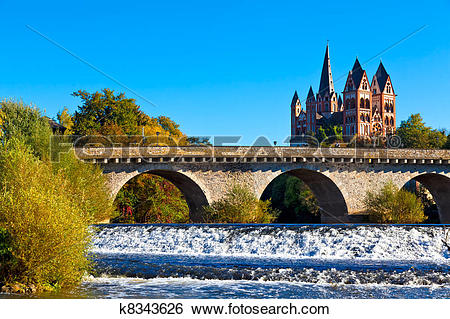 Stock Images of Limburg an der Lahn, Germany k8343626.