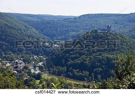 Picture of Europe, Germany, Rhineland.