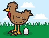 Laying Egg Clip Art.