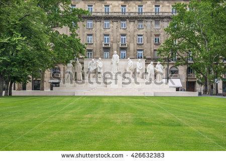 Lajos Kossuth Square Stock fotos, billeder til fri afbenyttelse og.